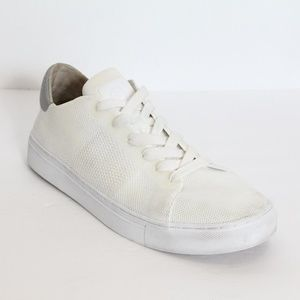 Greats The Royale Knit Sneakers Mens 9.5 White